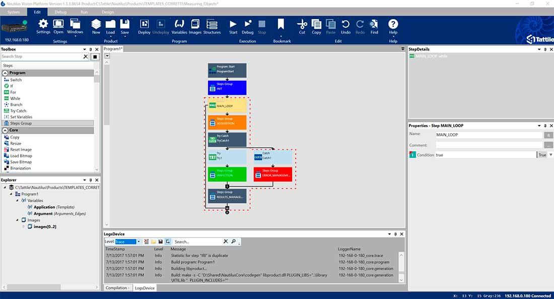 Nautilus-software-flowchart