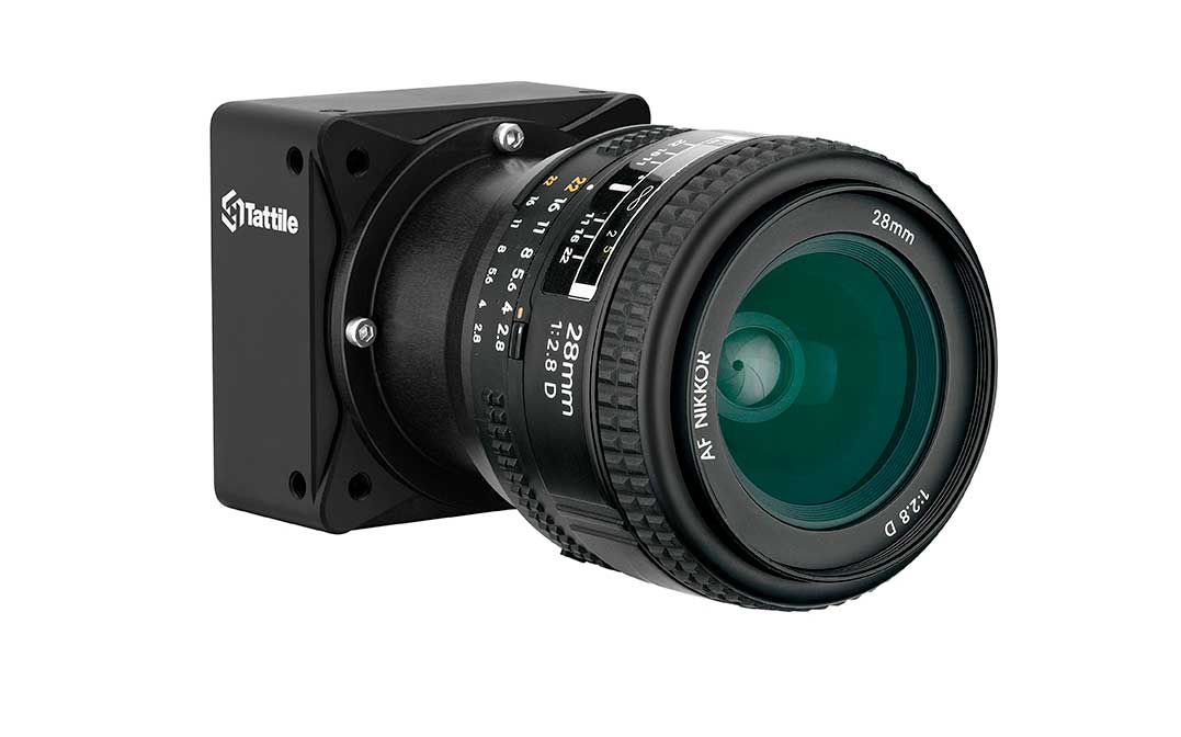 TAG-7: Line scan camera platform for Industrial application